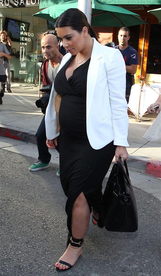 Kim Kardashian i Kanye West zamieszkają u Kris Jenner!