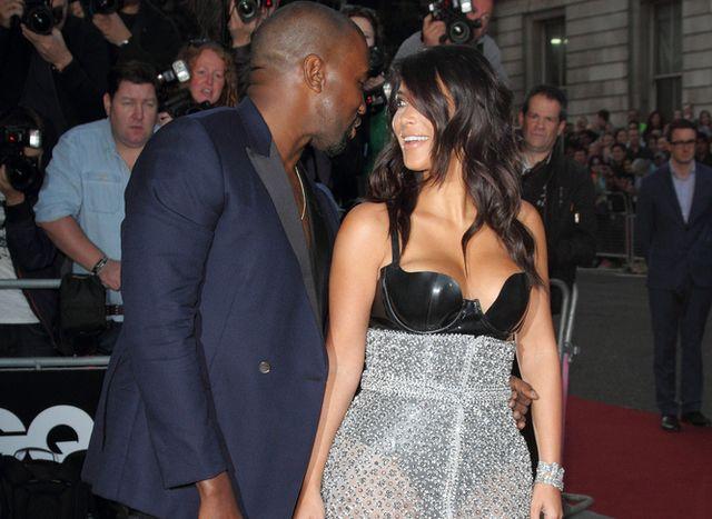 Kanye naciska, by Kim skończyła pracę na planie reality show