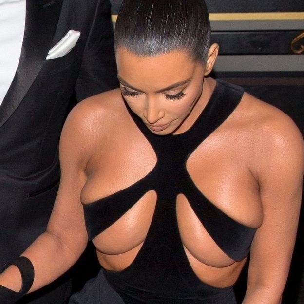 Co sądzicie o stylizacji Kim Kardashian?