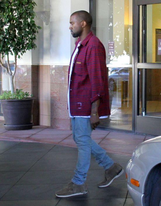 Kanye West twierdzi, że North jest geniuszem