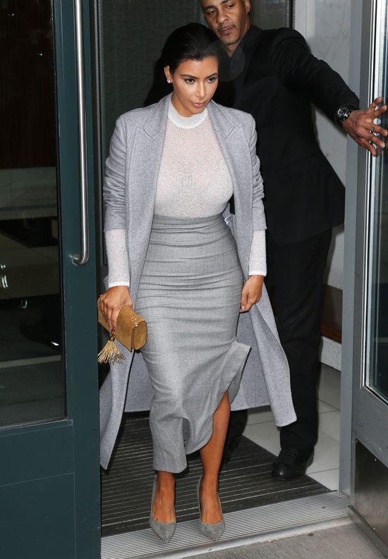 Internauci zachwyceni - Kim prawie elegancka! (FOTO)