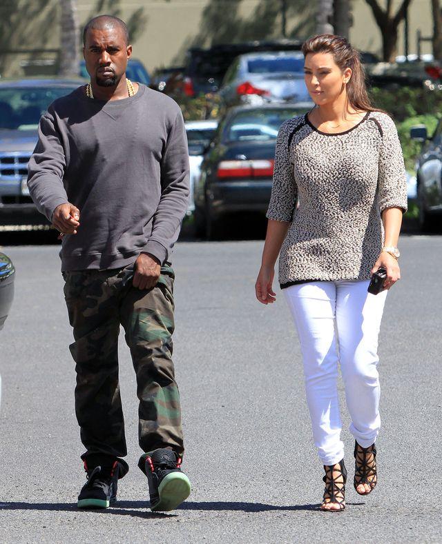 Kanye West ma już dość Kim Kardashian?