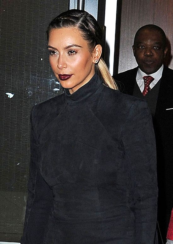 Kim Kardashian wróciła do brązu? (FOTO)