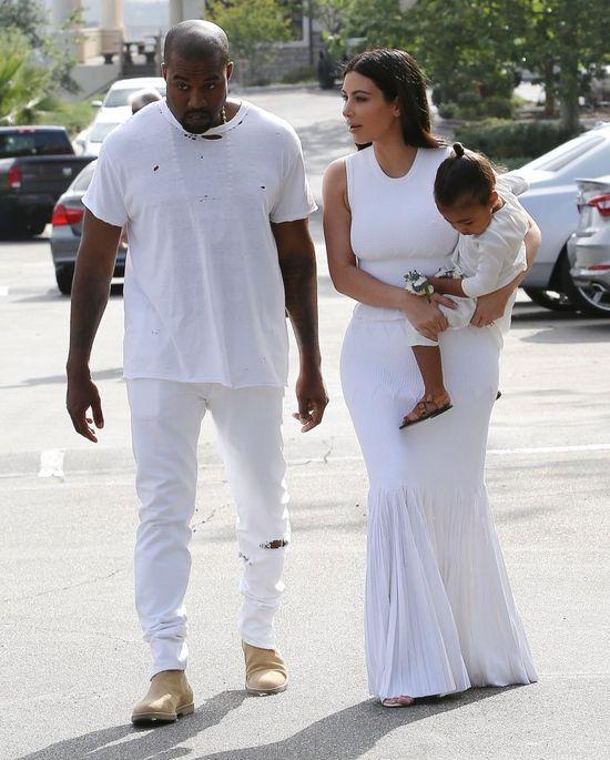 Kanye West nagra płytę o... Kim Kardashian?