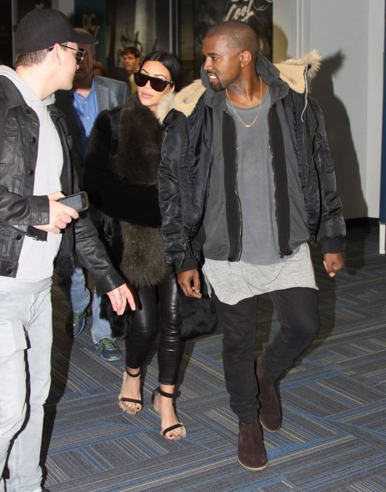 Kim Kardashian skróciła się o kilka ładnych centymetrów