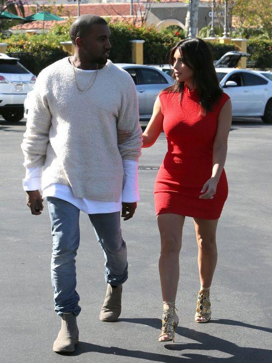 Kanye West zabrania TO robić swojej żonie