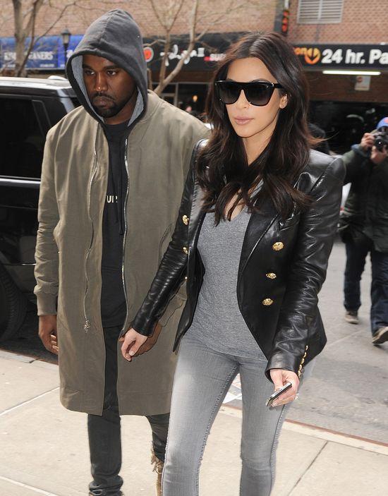Kim Kardashian i Kanye West ju� s� po �lubie?