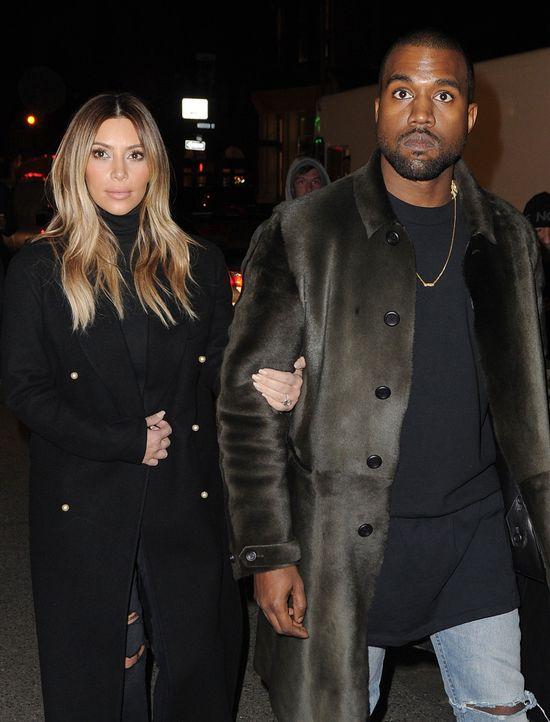 Kim Kardashian przesuwa ślub ze względu na KOLEJNĄ ciążę!