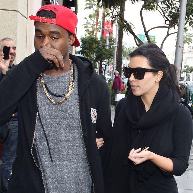 Kim i Kanye ODRZUCILI propozycję sprzedaży zdjęć dziecka