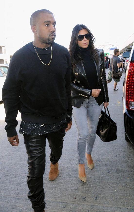 InTouch: Kim Kardashian bierze ROZWÓD!