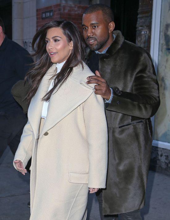Kanye West BŁAGA znajomych, by zapraszali Kim na imprezy!