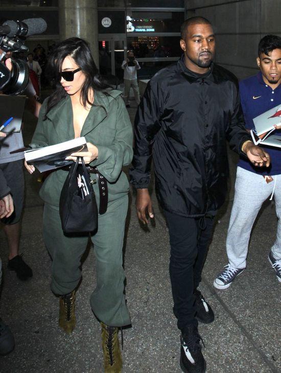 Kim Kardashian i Kanye West pozywają byłego ochroniarza!