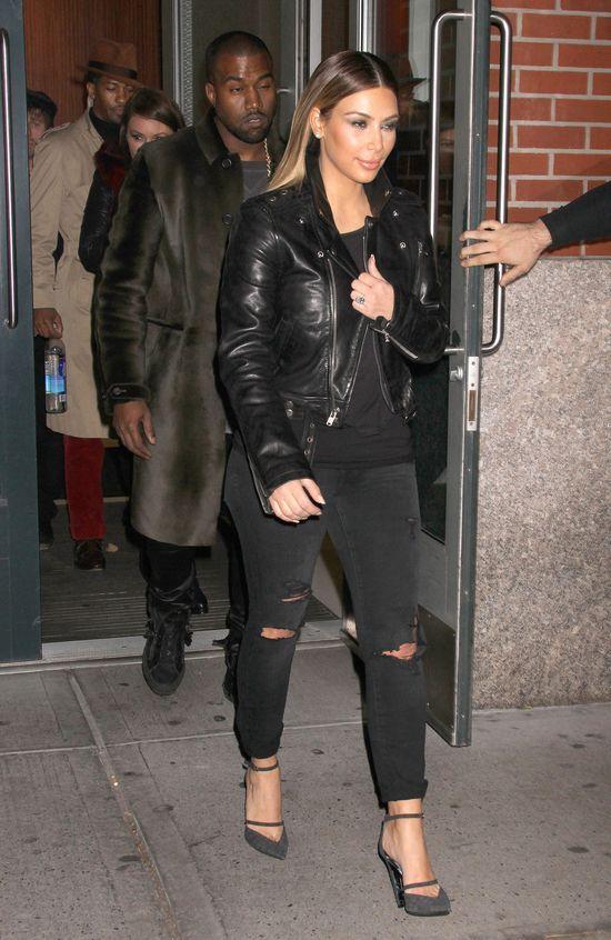 Kim Kardashian i Kanye West starają się o... okładkę Vogue