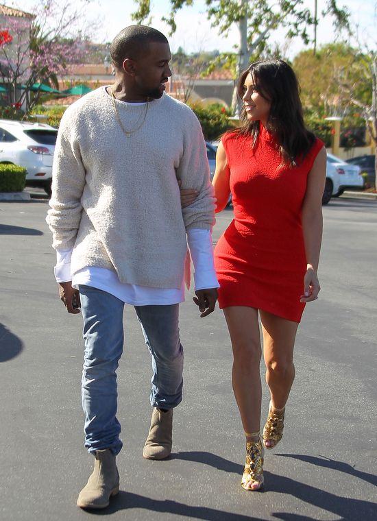 Kanye West bliski odwołania ślubu!