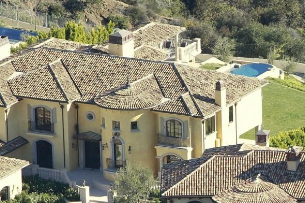 To ten dom Kimye doprowadzili do ruiny i chcę teraz sprzedać