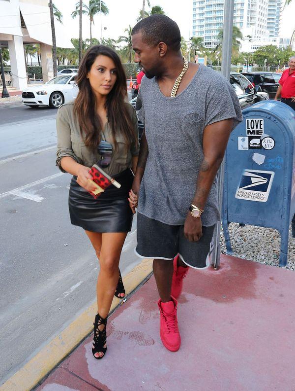 Kanye oświadczył się Kim i dał jej wypasiony prezent