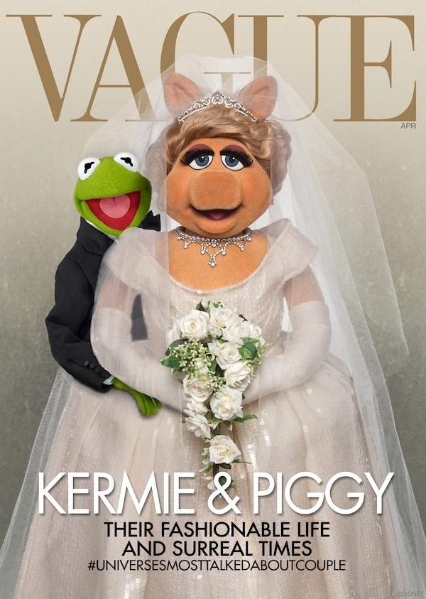 Kim i Kanye w Vogue - zobaczcie więcej zdjęć z sesji (FOTO)