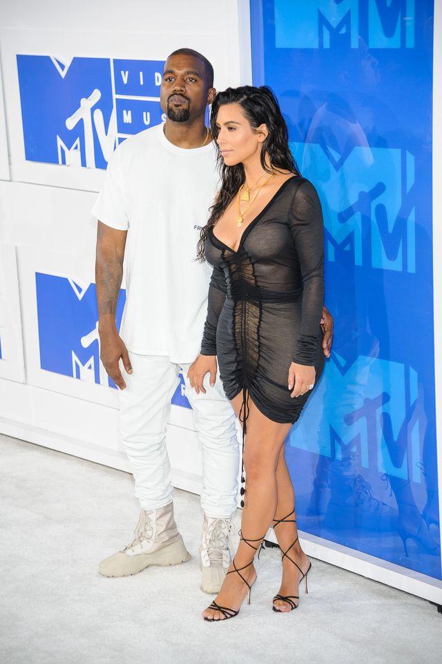 Kanye West wysyłał Kim Kardashian maile z dziwną prośbą