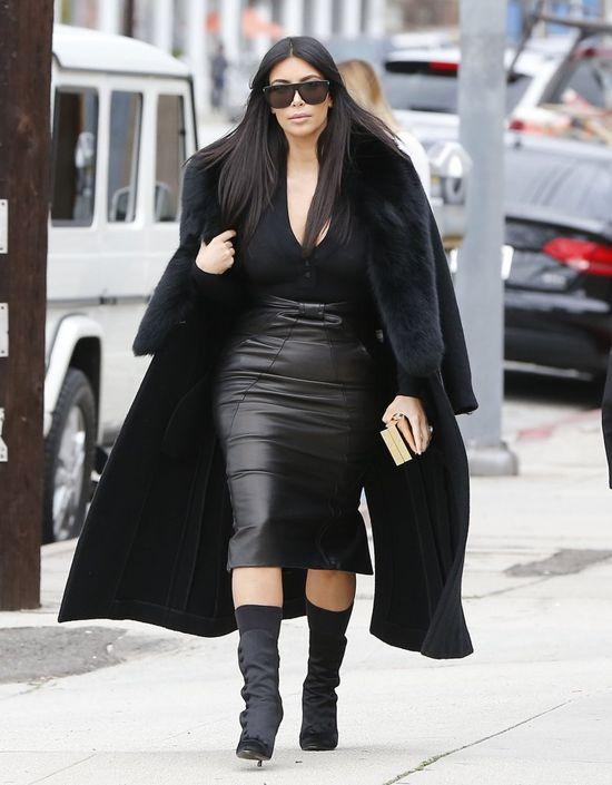 Kim Kardashian już widziała 50 twarzy Greya i...