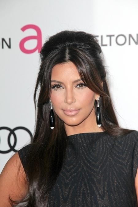 Kim Kardashian z ciężarną siostrą (FOTO)