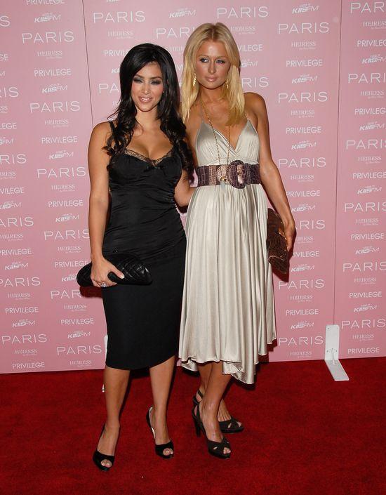 Paris Hilton została zapytana o Kim Kardashian