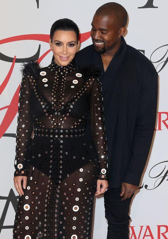 Kiedy rodzi Kim Kardashian?