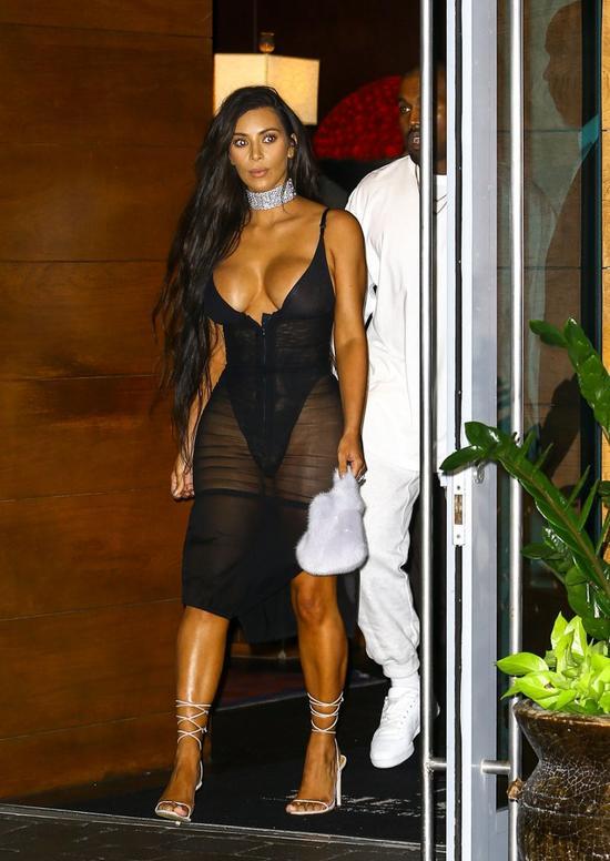 Takich planów kariery po Kim Kardashian nie spodziewał się NIKT!