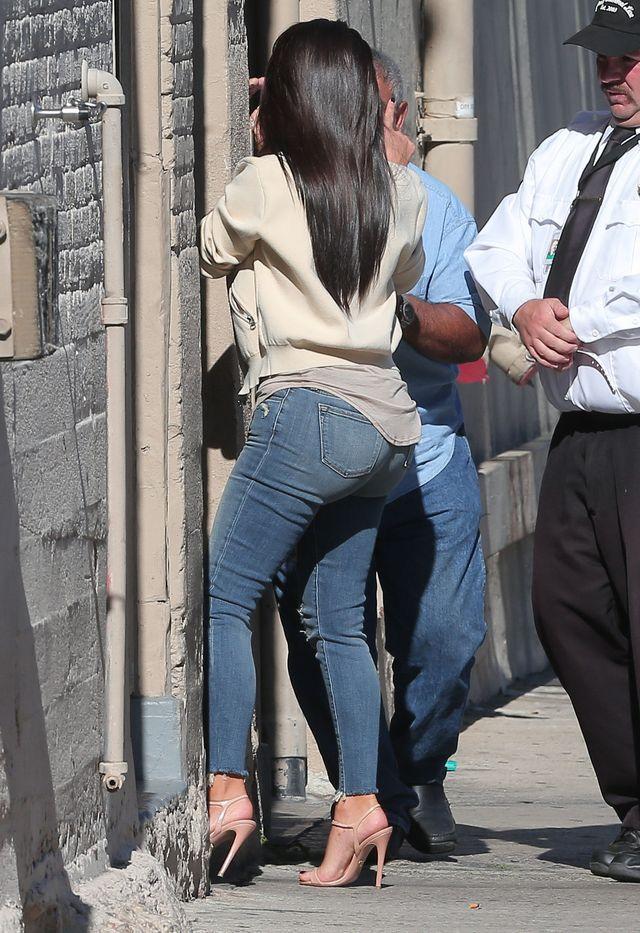 Wszyscy s� pod wra�eniem pupy Kim Kardashian, A ONA NIE!