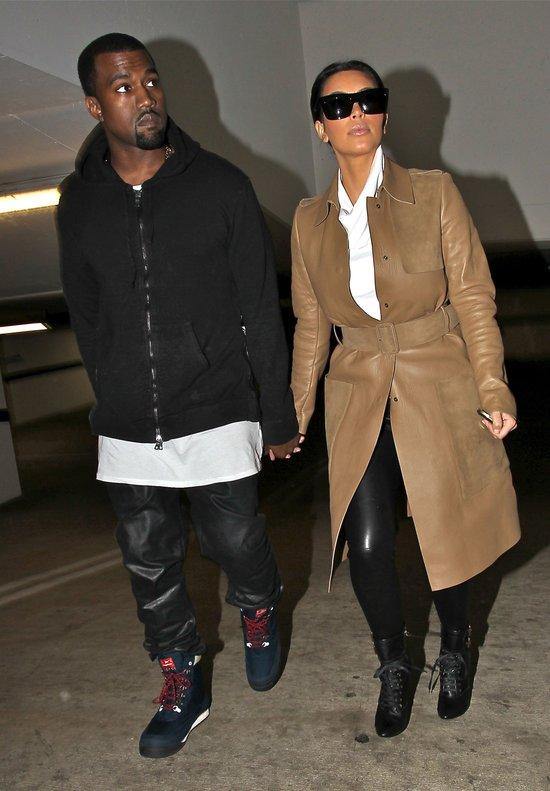 Kim Kardashian jak dziewczyna mafioso (FOTO)