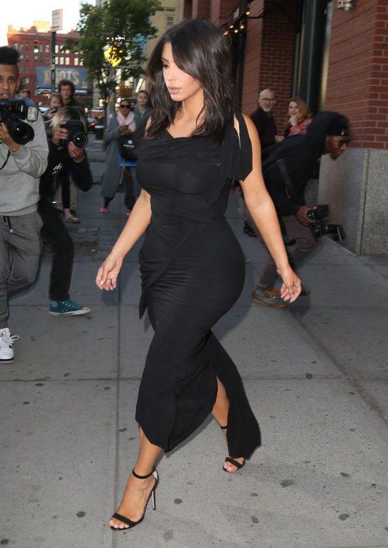 Kim Kardashian miała robioną liposukcję - oto efekty (FOTO)