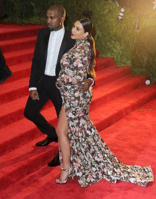 Kim Kardashian: Kanye uwielbia, gdy chodzę bez makijażu