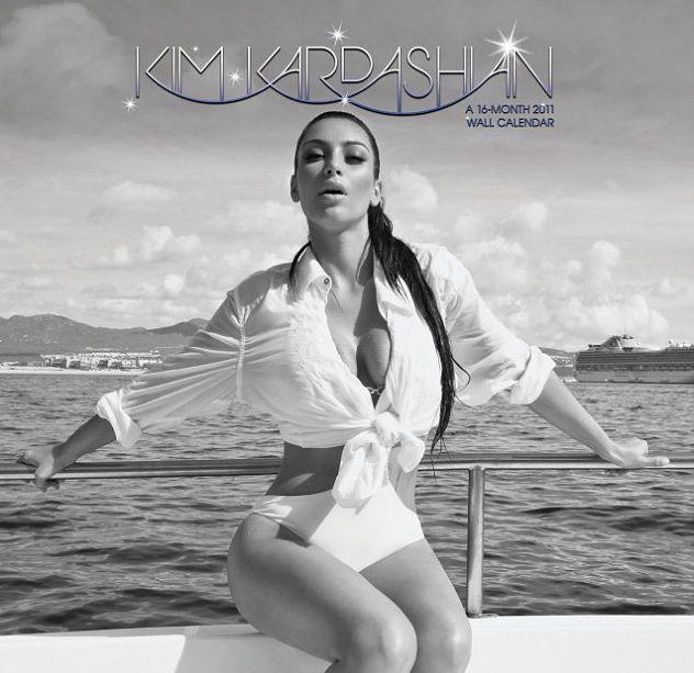 Kim Kardashian wodzi na pokuszenie (FOTO)