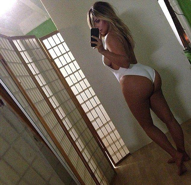 Była Kanye Westa chętnie zajęłaby miejsce Kim? (FOTO)