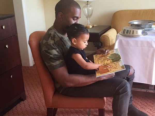 Tak Kim Kardashian przygotowuje Nori na rodzeństwo