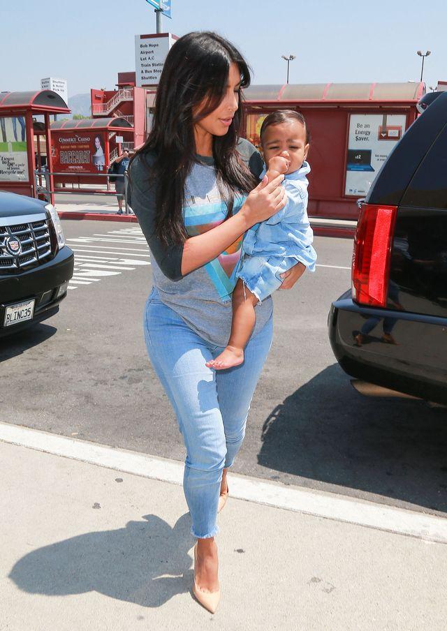 Kanye West naciska na Kim, by zrzuciła kilka kilogramów?
