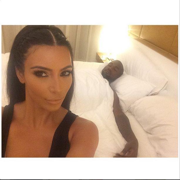 Chcecie zobaczyć selfie Kim Kardashian po seksie? (FOTO)