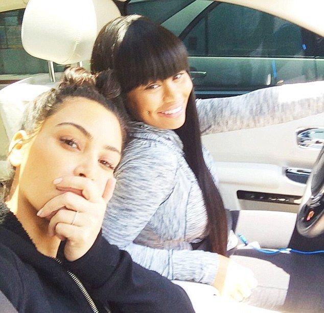 Co powiecie na Kim Kardashian bez makijażu? (FOTO)