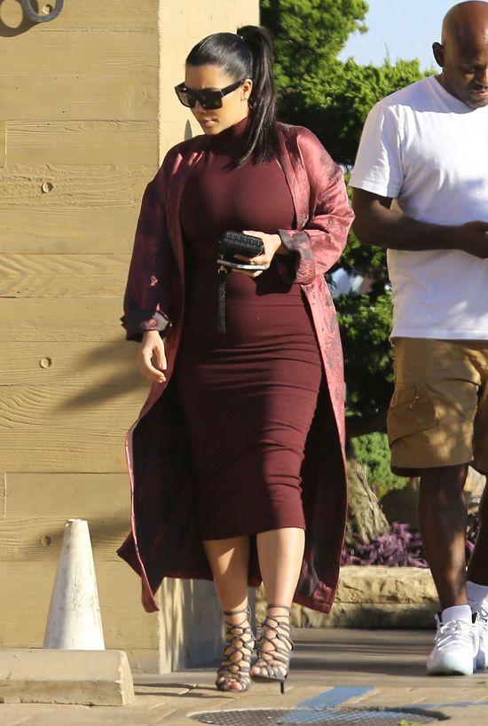 Kim Kardashian nie uczy się na błędach (FOTO)