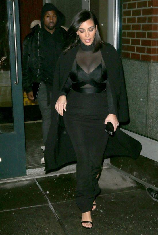 Kim pochwaliła się walentynkowym prezentem dla Nori (FOTO)