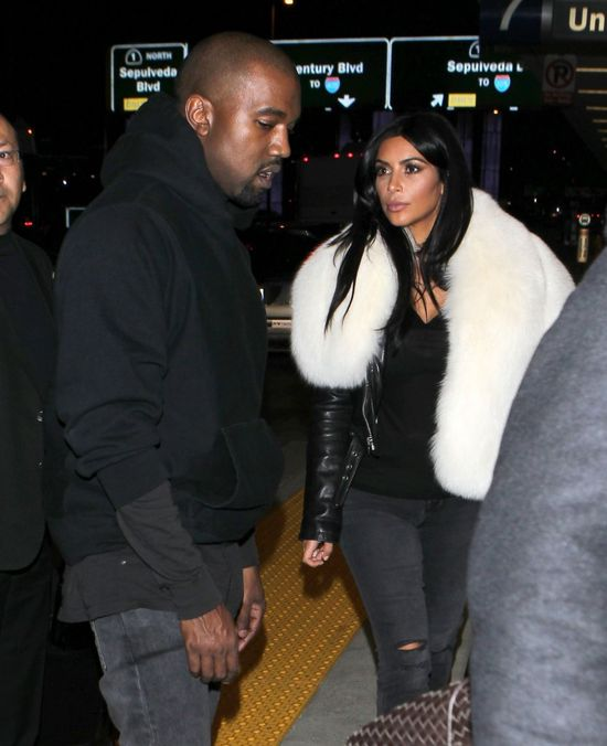 Te jeansy nie wytrzymały pod naporem pupy Kim Kardashian