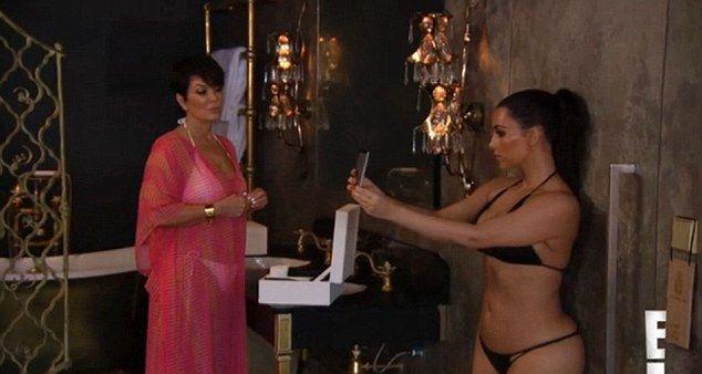 Kris Jenner zaczyna poważnie martwić się o Kim (VIDEO)