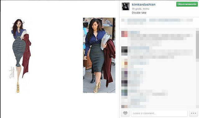 Kim Kardashian pracuje nad sylwetką nawet w nocy!