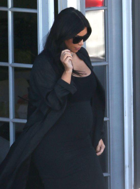 Kim Kardashian jest pełna obaw (FOTO)