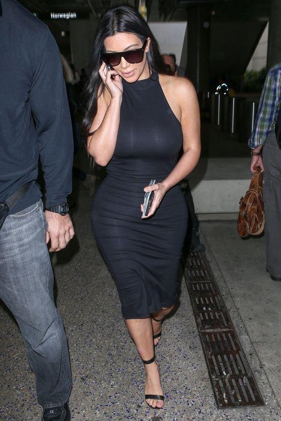 Brudny sekrecik Kim Kardashian (FOTO)