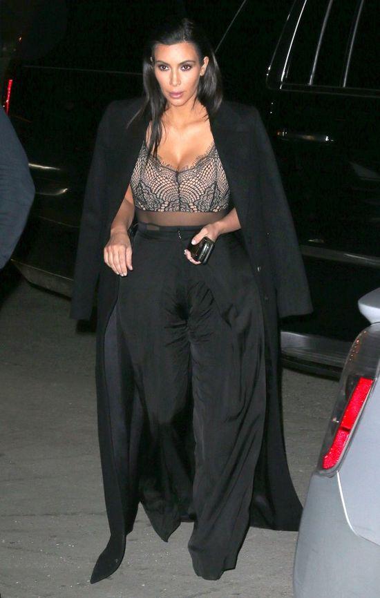 To najgorsze spodnie Kim Kardashian ever? (FOTO)