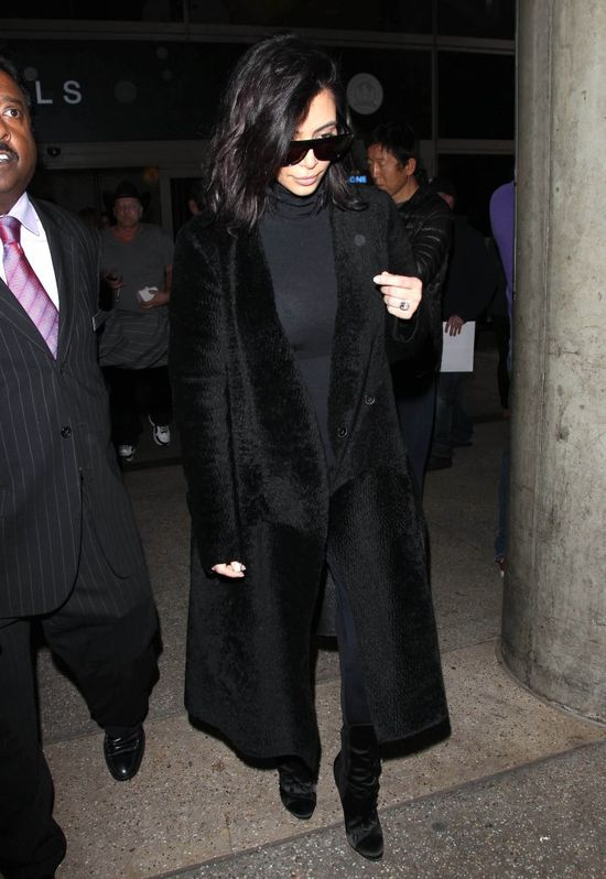 Co ugryzło Kim Kardashian? (FOTO)