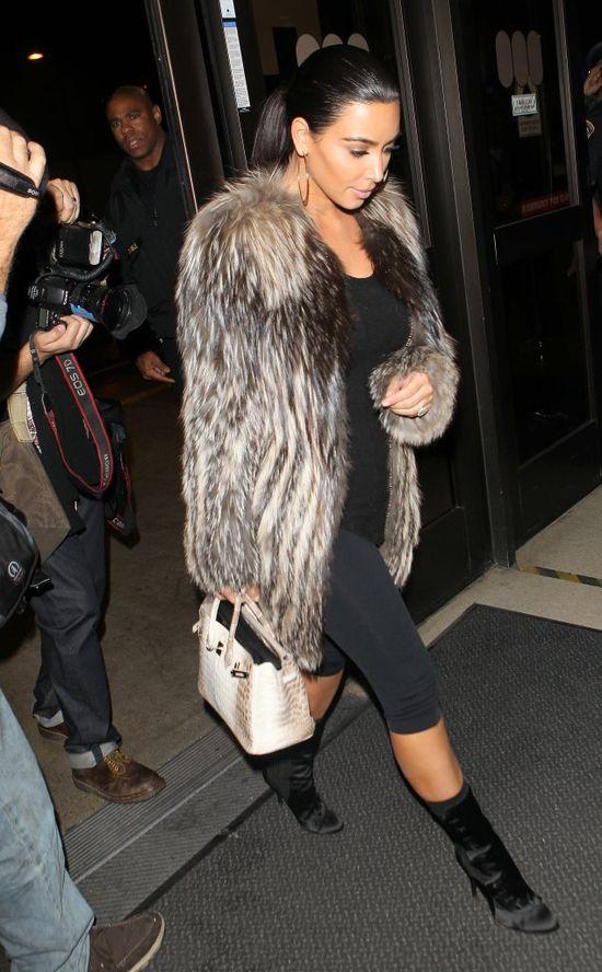 Kim Kardashian wraca do korzeni? (FOTO)