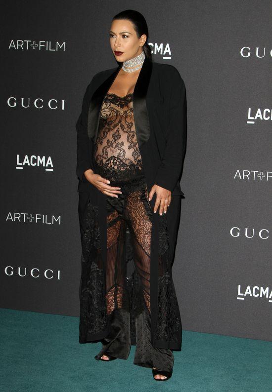 Co sobie myślała Kim Kardashian zakładając TO?! (FOTO)