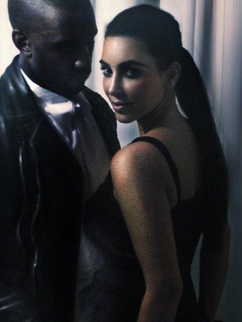Kim Kardashian dostała od męża kontrowersyjny prezent ślubny