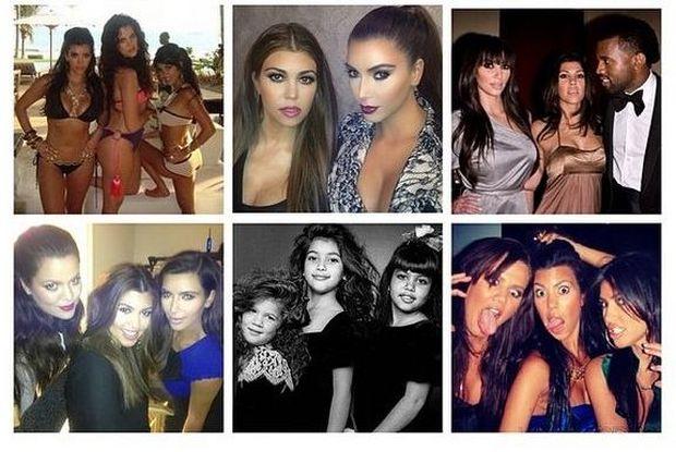 Kardashianki składają życzenia urodzinowe siostrze (FOTO)
